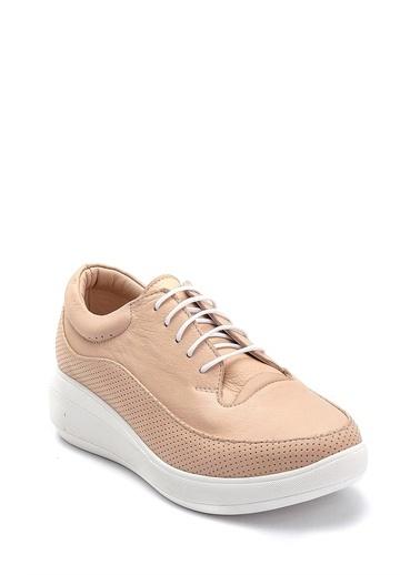 Derimod Kadın Ayakkabı (A261) Casual Bej